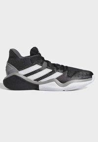 adidas Performance - HARDEN STEPBACK SHOES - Scarpe da basket - black - 6