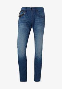 TOM TAILOR - Slim fit jeans - blue denim - 5
