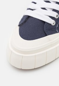 Good News - PALM MOROCCAN UNISEX - Baskets montantes - navy - 5