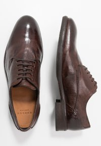 Hudson London - DORSAY - Lace-ups - brown washed - 1