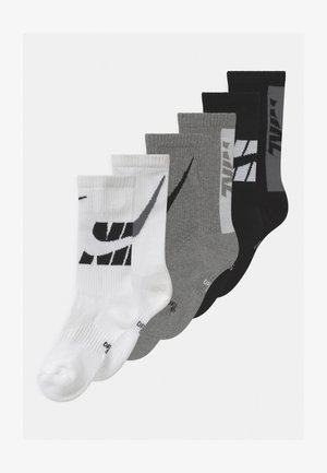 EVERYDAY CUSHIONED CREW 6 PACK UNISEX - Socks - multi-color