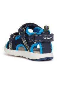 Geox - S. MULTY - Walking sandals - navy - 6