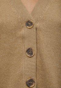 PULL&BEAR - Cardigan - beige - 5