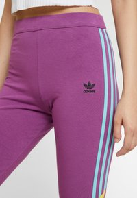 adidas Originals - TIGHTS - Leggings - rich mauve - 5