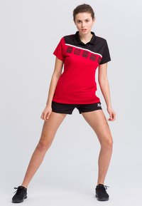 Erima - Sports shirt - red/black/white - 1