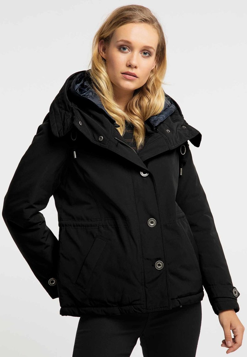 DreiMaster - Winter jacket - black