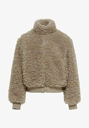 Light jacket - silver mink