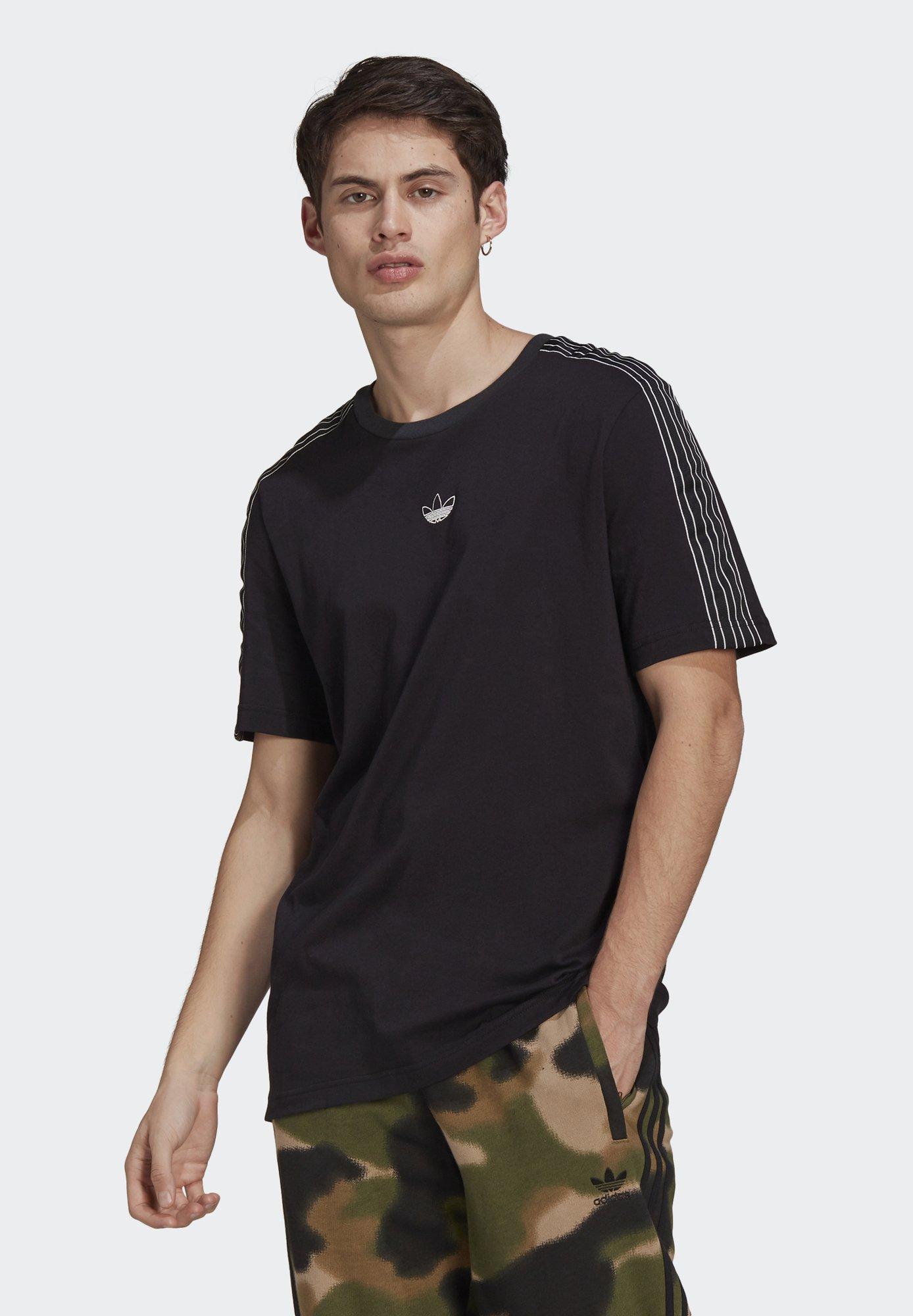 Damen STRIPE UNISEX - T-Shirt print