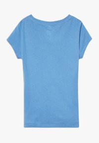 Polo Ralph Lauren - TEE - T-shirt basique - harbor island blue/signal yellow - 1
