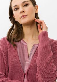 BRAX - STYLE ANIQUE - Cardigan - pink - 3
