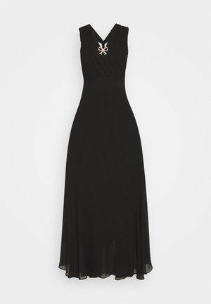 MASSIMO DRESS - Společenské šaty - black