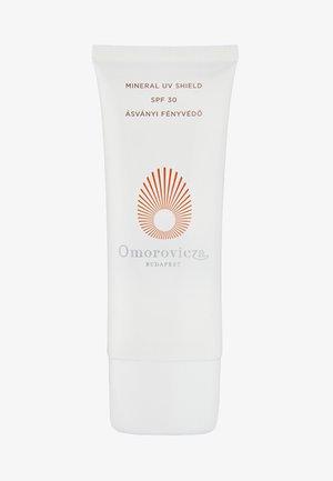OMOROVICZA BUDAPEST MINERAL UV SHIELD SPF30 - Sun protection - white
