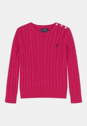 CABLE - Jumper - sport pink