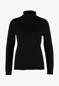 edc by Esprit - TURTLEN - Svetr - black - 4