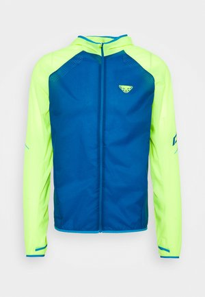 ALPINE WIND  - Hardshell jacket - fluo yellow