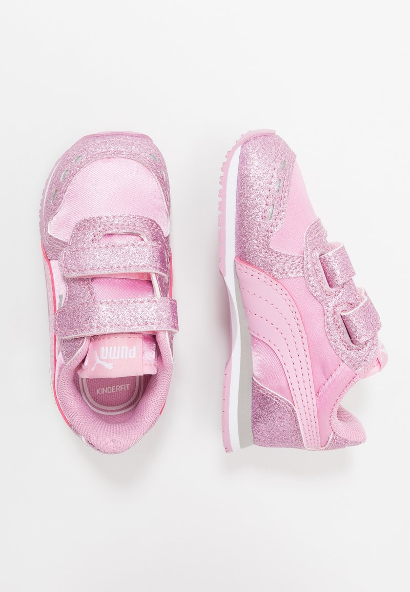 Puma - CABANA RACER GLITZ  - Sneakers - pale pink