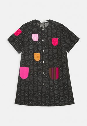 KIDS ILOINEN TAKKI DRESS - Day dress - dark grey
