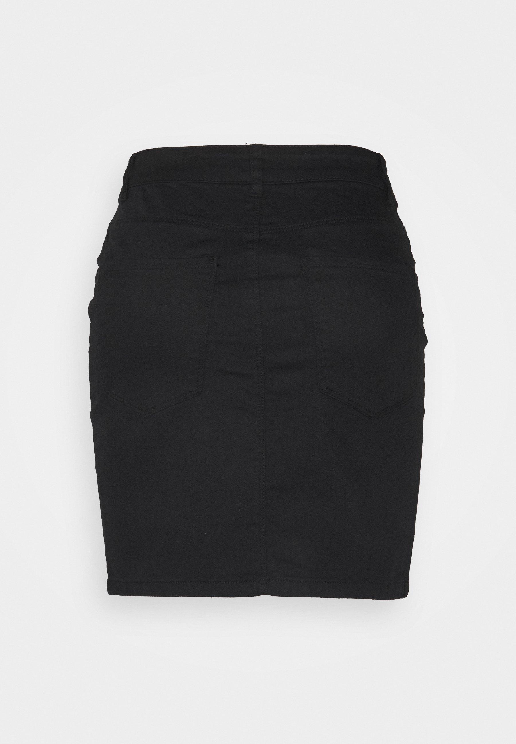 Femme VMHOTSEVEN SKIRT 2 PACK - Jupe crayon