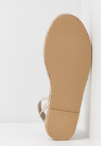 New Look - MOGUE - Espadrilky - offwhite - 6