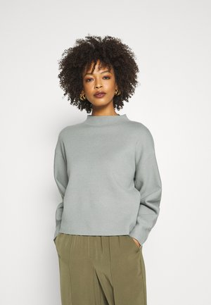 PIEKE - Strickpullover - ice green