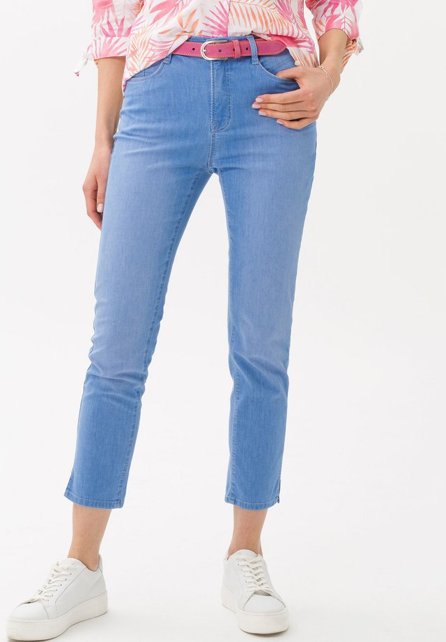 STYLE CARO  - Jeans slim fit - used fresh blue