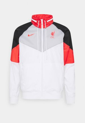 LIVERPOOL FC - Club wear - white/wolf grey/black