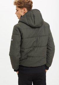 DeFacto - Winter jacket - khaki - 2