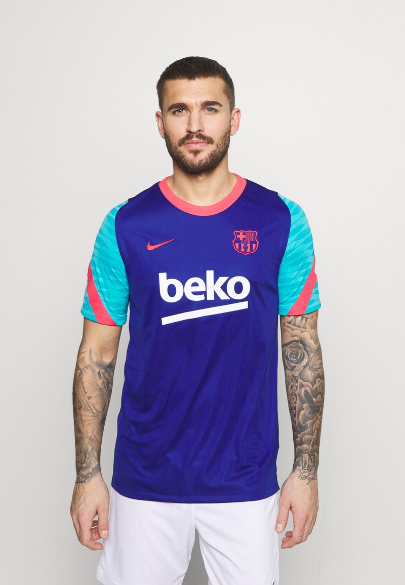 Nike Performance - FC BARCELONA  - Equipación de clubes - deep royal blue/light fusion red