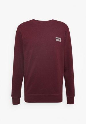 UMLT-WILLY SWEAT-SHIRT - Camiseta de pijama - burgundy