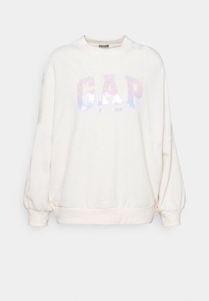 SHINE - Sweatshirt - white