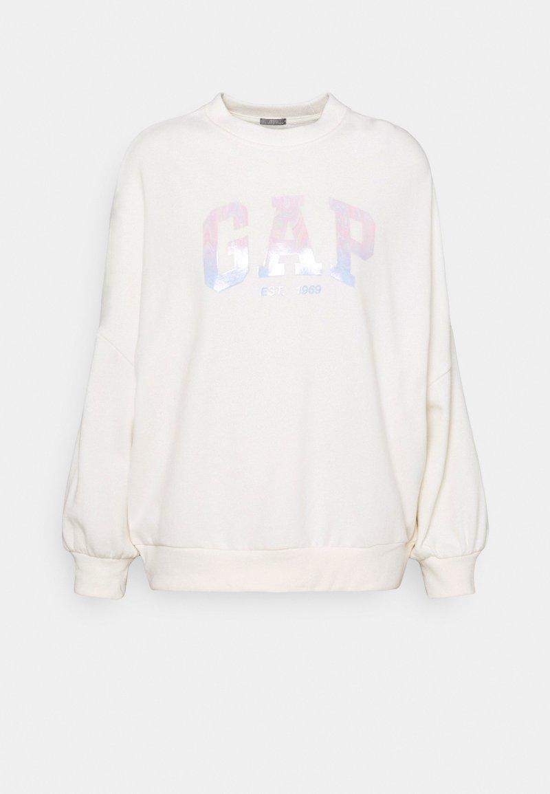 GAP - SHINE - Sweatshirt - white