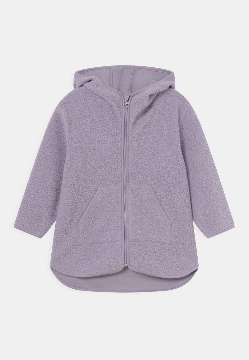 ARKET - Fleece jacket - light purple