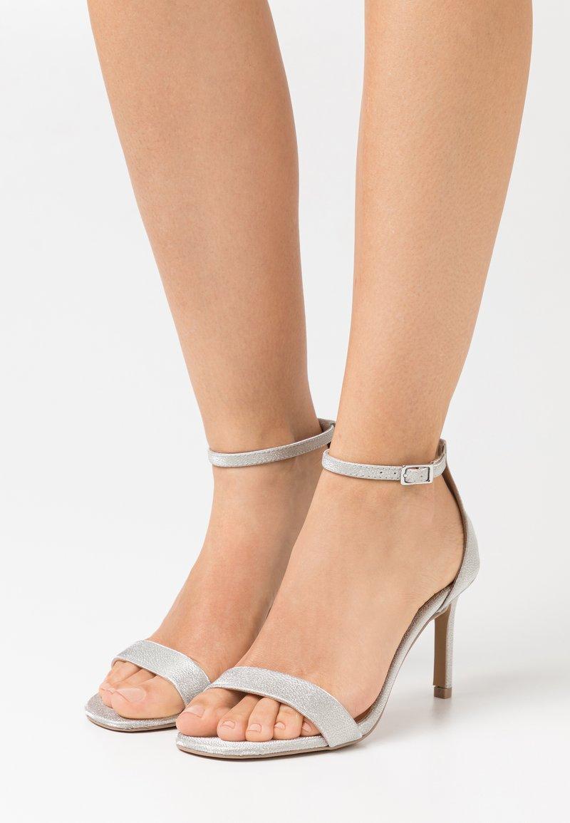 Call it Spring - ELLA - High heeled sandals - silver