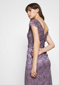Swing - Cocktail dress / Party dress - grau/violett - 4