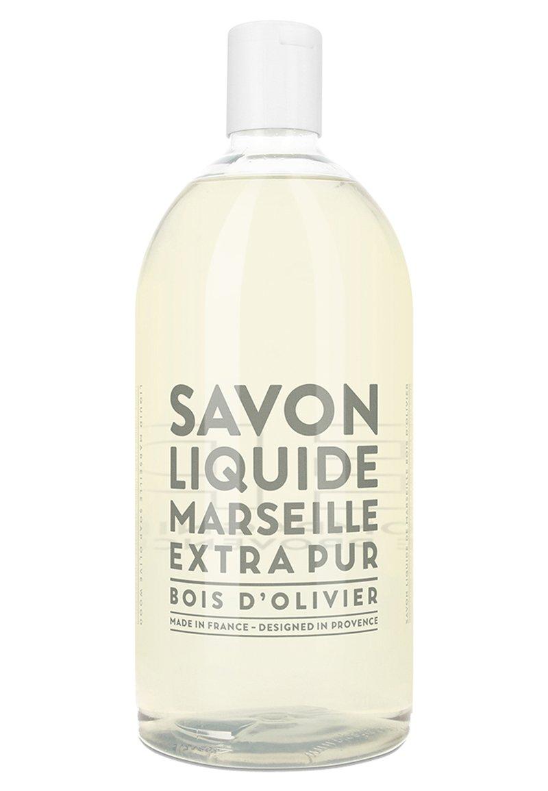 Compagnie de Provence - LIQUID MARSEILLE SOAP REFILL - Liquid soap - olive wood