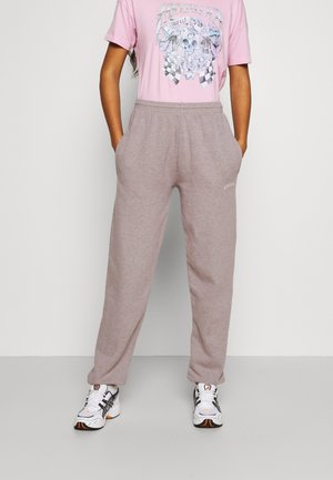 PANT - Tracksuit bottoms - grey lavendar
