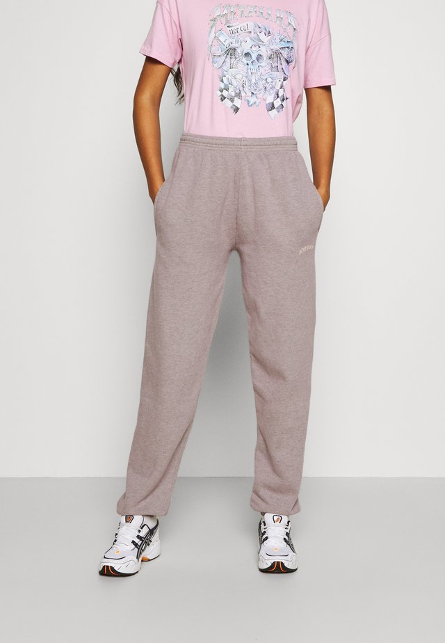 PANT - Trainingsbroek - grey lavendar