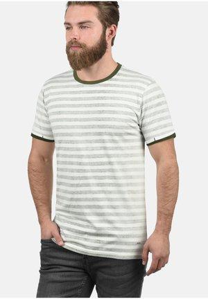 RENI - Print T-shirt - green