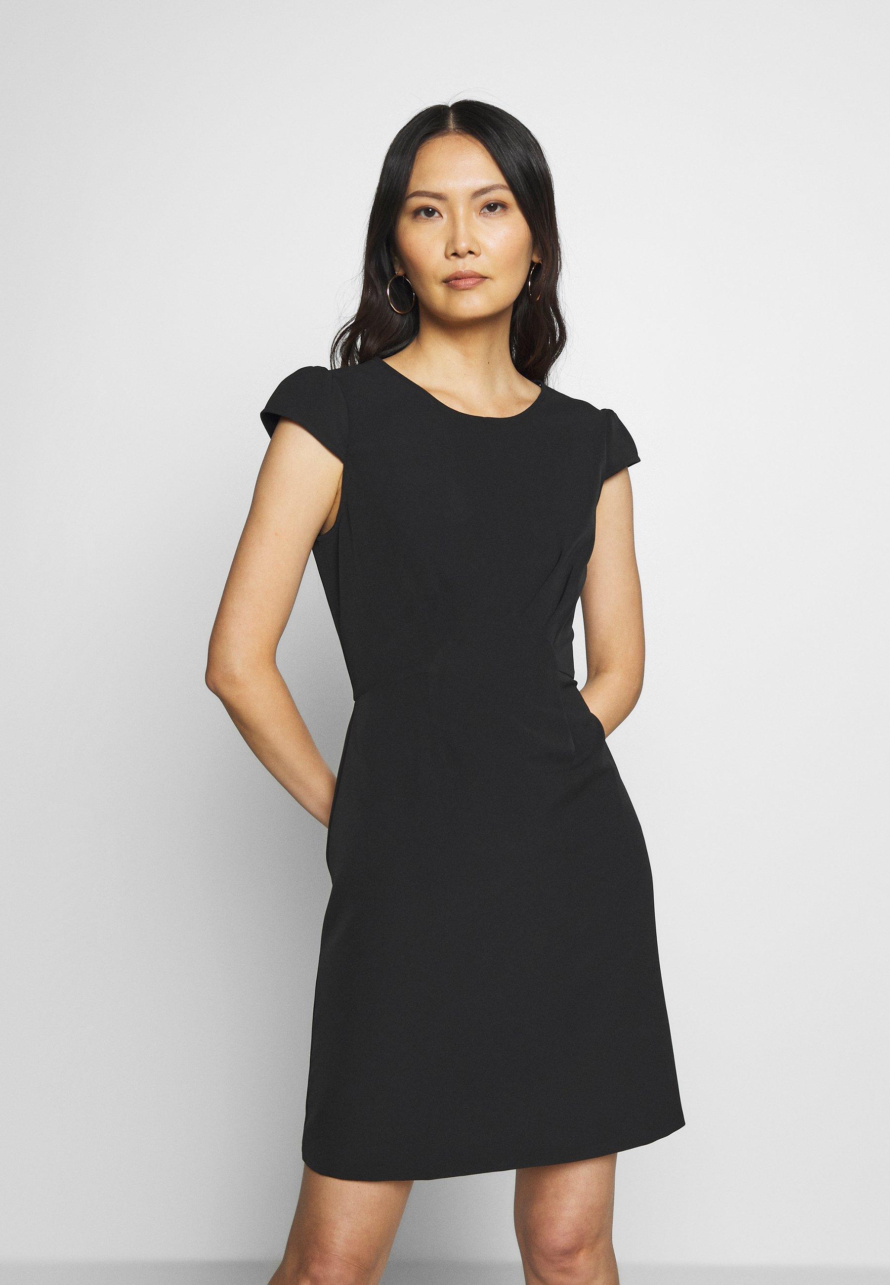 NAF NAF MAYELA  - Freizeitkleid - noir   Damenbekleidung 2020