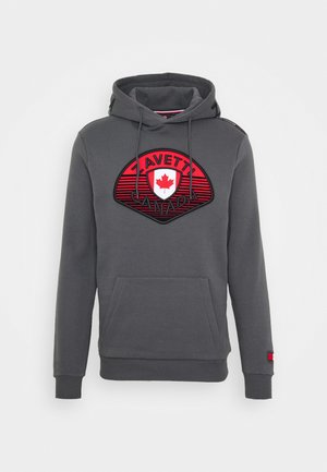 CANADA BOTTICINI OVERHEAD HOODIE - Hoodie - grey