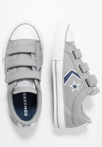 Converse - STAR PLAYER EMBROIDERED - Sneakers basse - dolphin/navy/white - 0