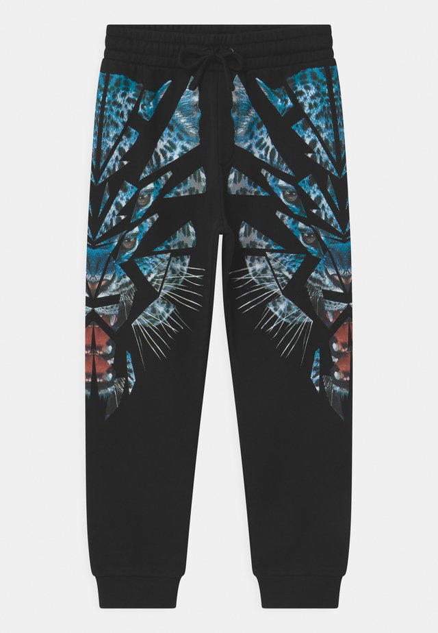 TIGERS - Tracksuit bottoms - nero
