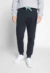 Only & Sons - ONSORGANIC SWEAT PANTS - Spodnie treningowe - black - 0
