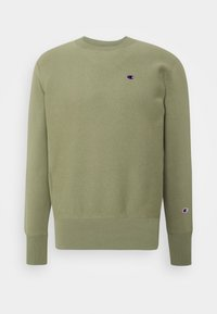 Champion Reverse Weave - CREWNECK  - Sweatshirts - olive - 0