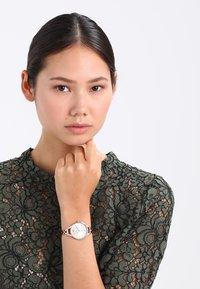 Emporio Armani - Watch - pastelrosé-coloured - 0