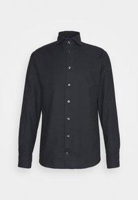 Eton - SLIM SOFT MICRO WOVEN SHIRT - Formal shirt - black - 0