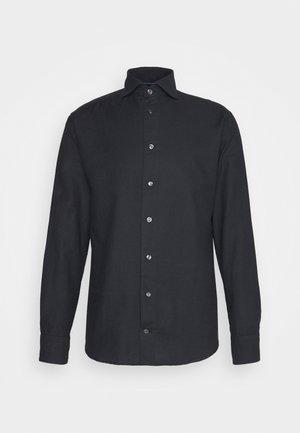 SLIM SOFT MICRO WOVEN SHIRT - Formal shirt - black