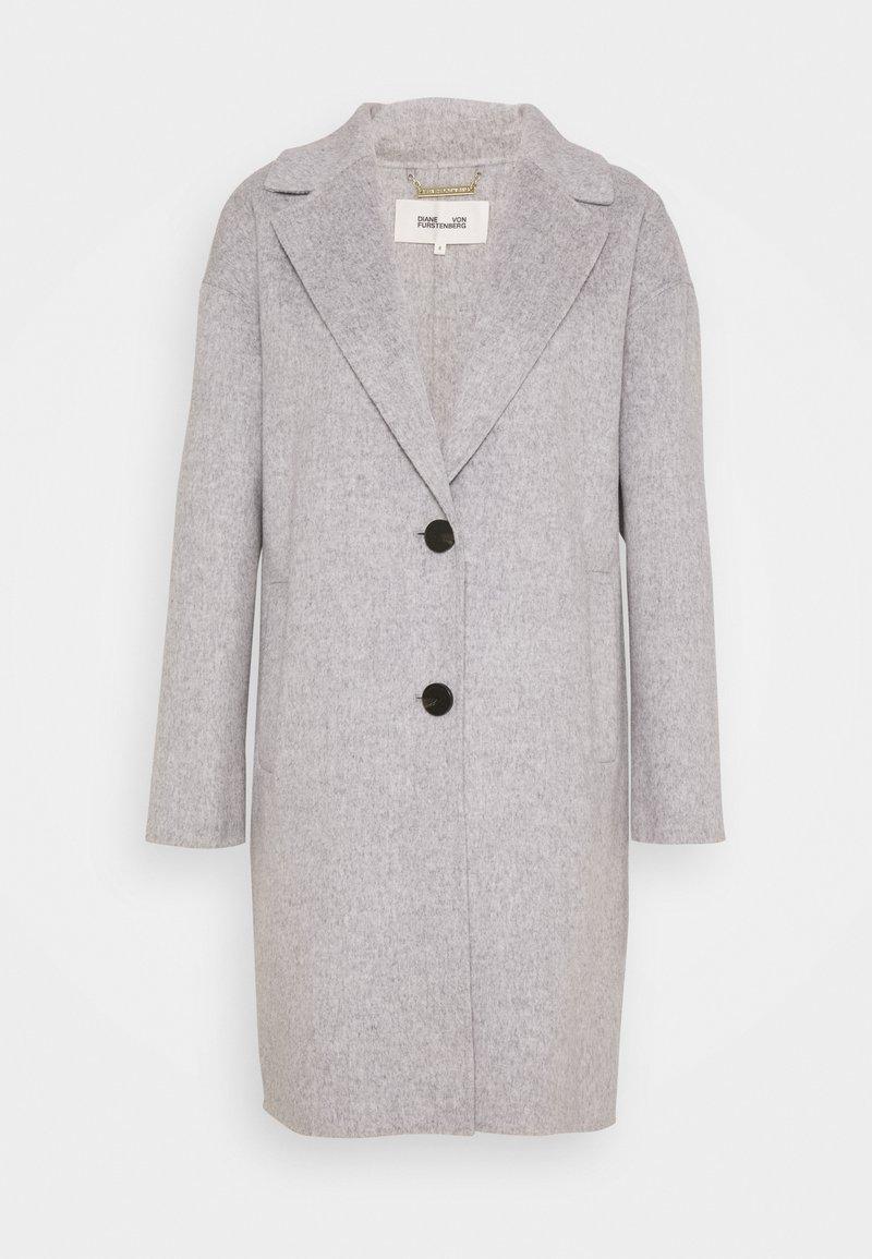 Diane von Furstenberg - DESTIN - Cappotto classico - grey