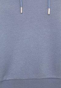 NU-IN - CROPPED HOODIE - Sweatshirt - blue - 6