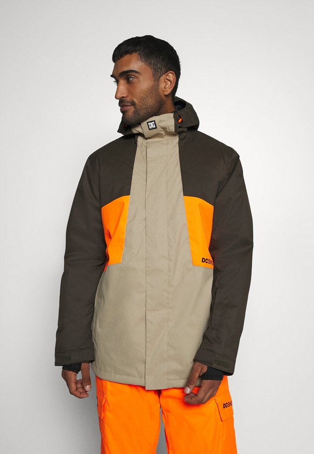 BANSHEE PANT - Snow pants - shocking_orange